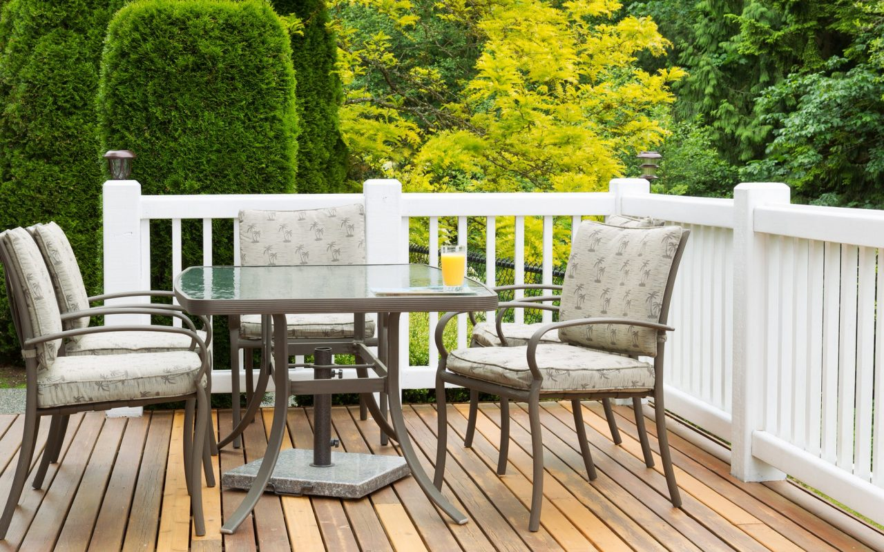 Outdoor Furniture & Flat Pack Outdoor Furniture Assembly Service